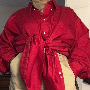 izod shirt in large